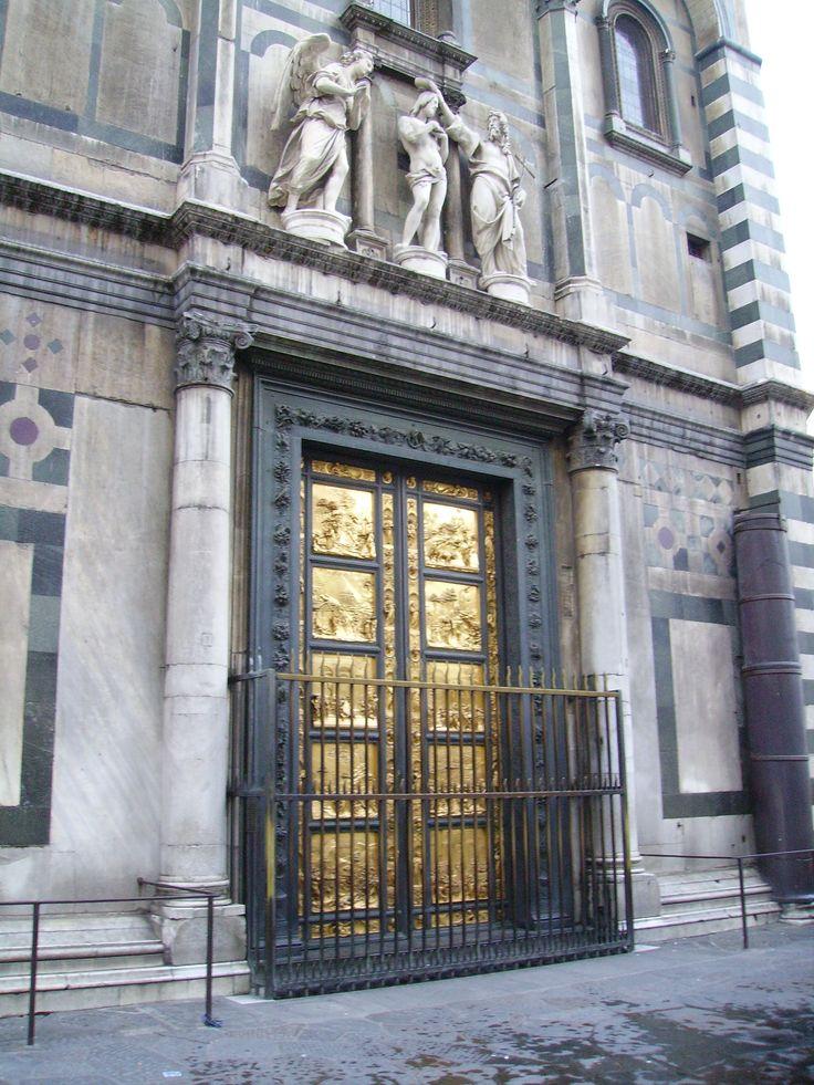 ghiberti gates of paradise | File:Lorenzo Ghiberti -The Gates of Paradise- Florence & 201 best LORENZO GHIBERTI images on Pinterest | Lorenzo ghiberti ... Pezcame.Com