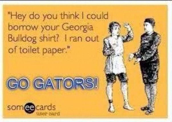 Go Gators!!