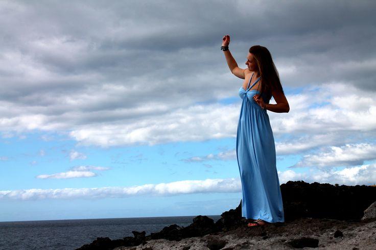 Photo, Tenerife, blue, world, ocean, inspiration, Kanary, zdjecia, niebieski, wyspa, skałki