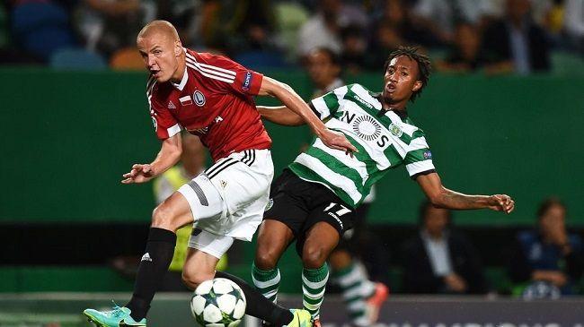 Lepsza gra napawa optymizmem przed meczami z Realem Madryt • Sporting Lizbona vs Legia Warszawa - analiza meczu Ligi Mistrzów >>