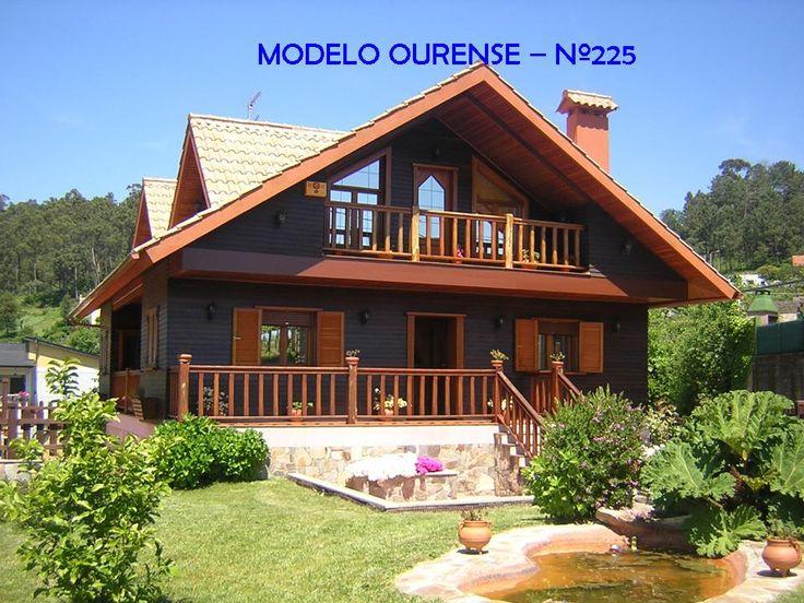 Fotos de caba as rusticas de madeira mais de 200 modelos for Modelos cabanas rusticas pequenas