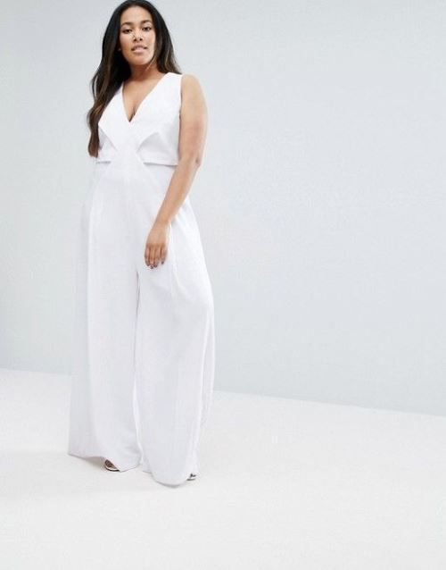 Trendy Plus Size Wedding Dress That Will Boost Your Confidence On