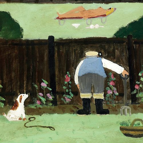'Greenfly' by Gary Bunt