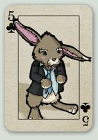 the March Hare by NickyToons