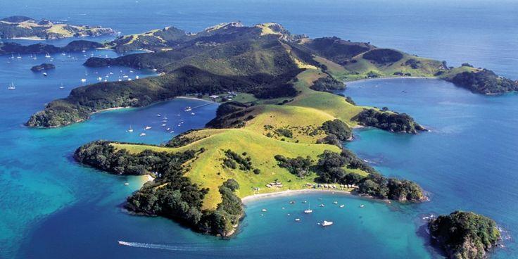 new zealand tours bay of islands l al