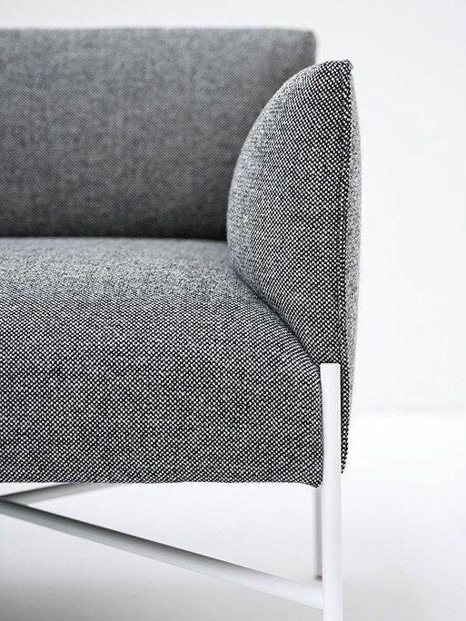 Sofa Furniture Design best 25+ fabric sofa ideas on pinterest | simple sofa, sofa chair