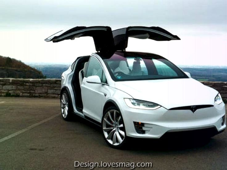 Eindrucksvolles Formgebung Des Elektrofahrzeugs Tesla Schema 3