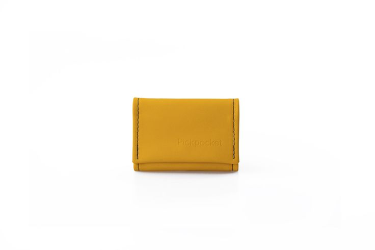 Card Holder - Coins - Small Wallet - Wallet - Leather Wallet - Handmade - Pickpocket - Pickpocket Bags