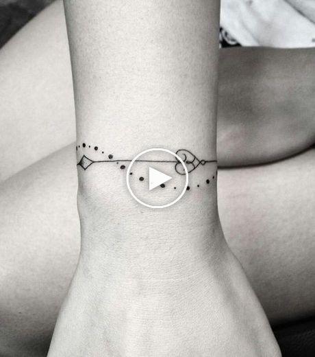 Tatouage: 19 tatouages au poignet bien plus agréables qu'un simple bracelet   – Tattoo