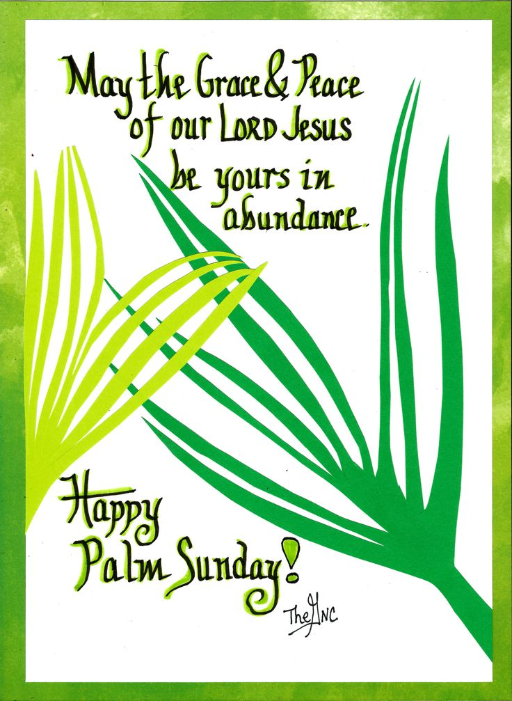 Good Morning Happy Palm Sunday : Best images about palm sunday on pinterest quotes