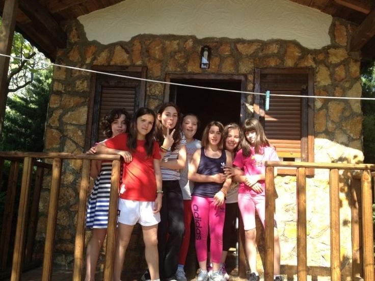 La habitación de las chicas