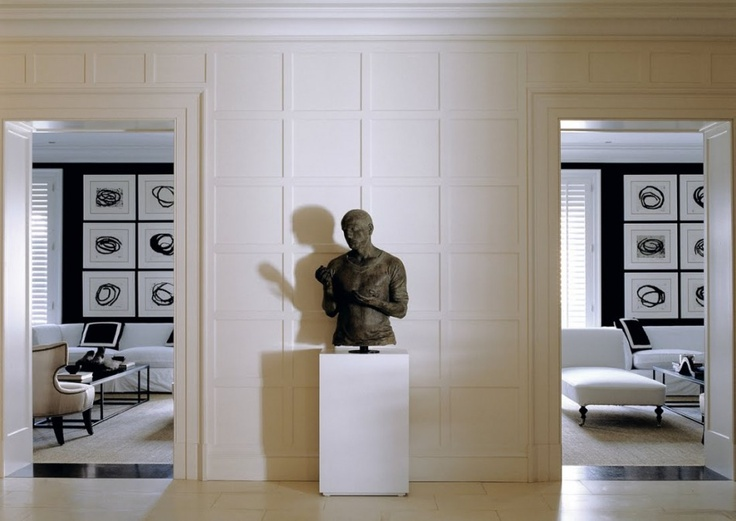 Interiors Luis Bustamante Interior Design Studio