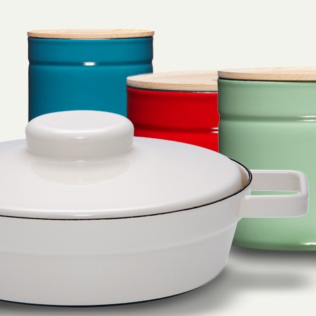 Truehomeware for Riess - Authentic Kitchenware by dottings for RIESS   MONOQI