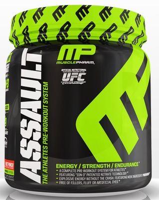 Assault! O melhor pré-treino do mercado! Melhore o rendimento do seu treino