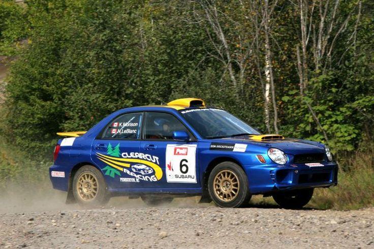 Subaru remporte le titre de Constructeur en rallye canadien… encore! - V - Auto
