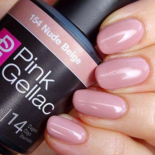 Pink Gellac #154 Nude Beige Soak-Off UV / LED Gel Polish (15ml / 0.5 fl oz) Pink Gellac http://www.amazon.com/dp/B00XASSLHS/ref=cm_sw_r_pi_dp_e.MEwb15XJBPP