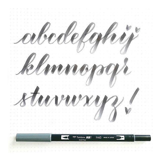 Best 25 Full Alphabet Fonts Ideas On Pinterest
