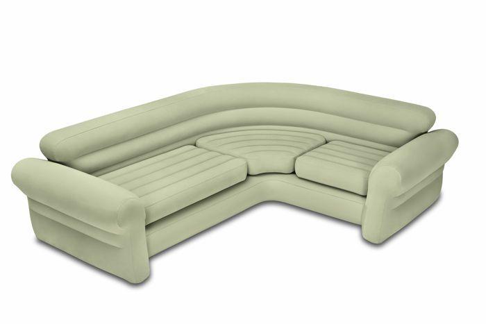 Hai bisogno di un divano per la tua casa al mare? Vuoi dare un tocco estroso al tuo salotto? Scegli il divano d'angolo. Campra su RAVIDAY materasso  #raviday #materasso #divano #gonfiabile #comodo #simpatico #intex
