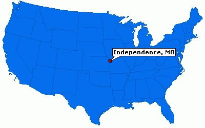 """"""" 'Queen City of the Trails,' Independence is a city in Jackson County, in the Kansas City metro area. It is the county seat. The community name commemorates the Declaration of Independence"""""""
