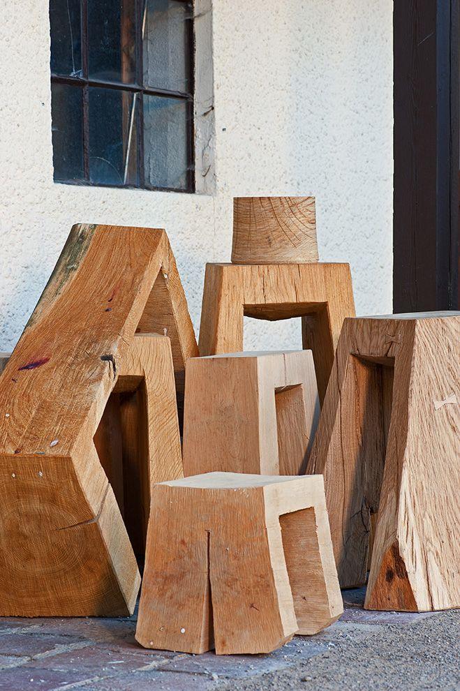 + #stools #benches | Fritz Baumann
