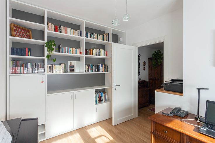 #modernstudio #homeoffice #minimalistinterior #klimahauscertificatedA