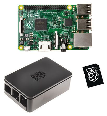 Now for Sale in our store: Raspberry Pi 2 B ..., come buy it here: http://www.pctech-online.com/products/raspberry-pi-2-b-bundle-noobs-black-case-raspberry-pi-2-b