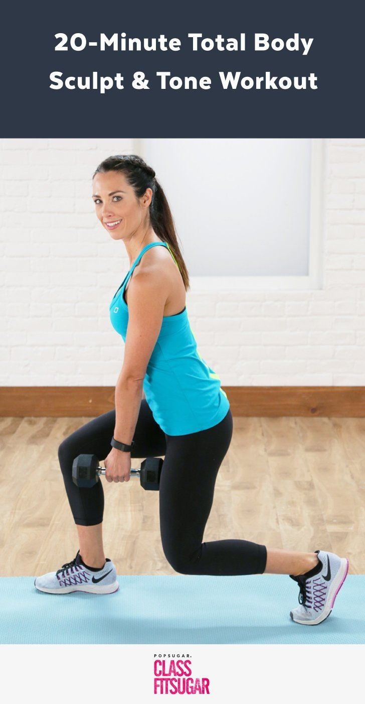 You don't always have to jump around doing cardio to burn major calories. Strength training builds metabolism-boosting muscle and burns even more calories