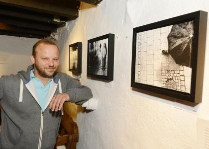 Ein Artikel aus der RP-Online über unsere Ausstellung im Weinhof…