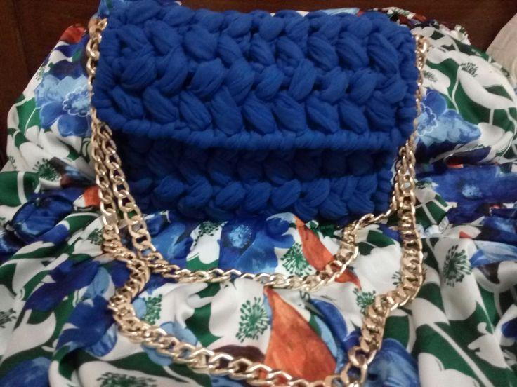 Χειροποίητη τσάντα by Stama