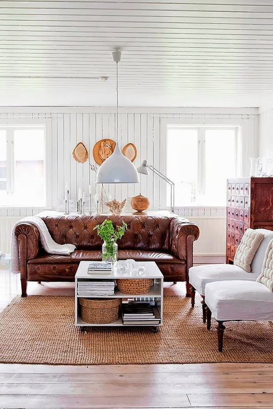 Best 32 Best Decorating Around A Brown Sofa Images On Pinterest 400 x 300