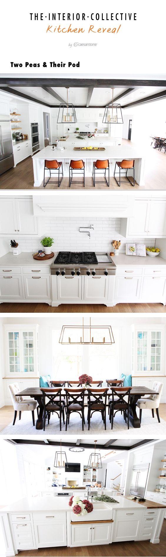 187 best White Kitchens images on Pinterest