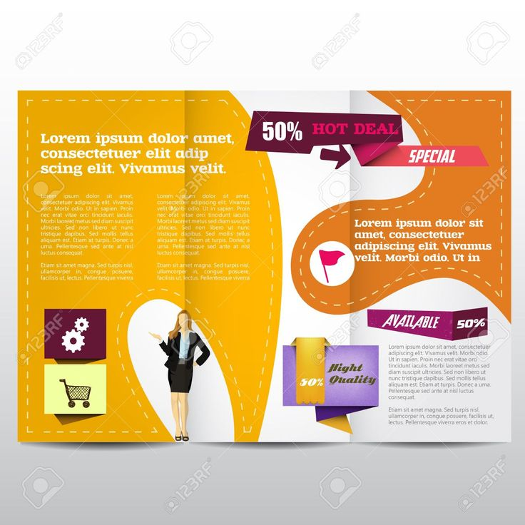 17 best images about marketing strategies on pinterest for Marketing brochure template