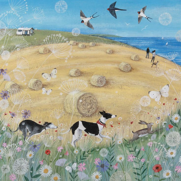 Coastal Portfolio | Lucy Grossmith | Heart To Art
