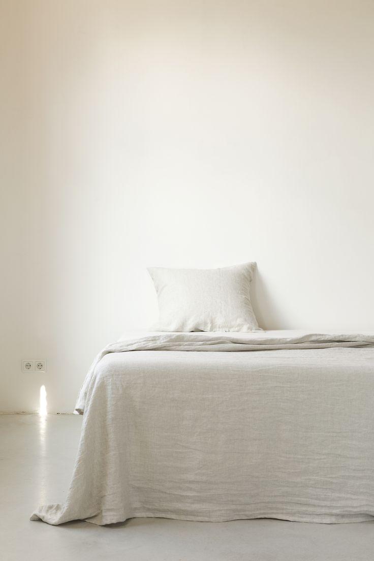 Linen sheet flax | By Mölle