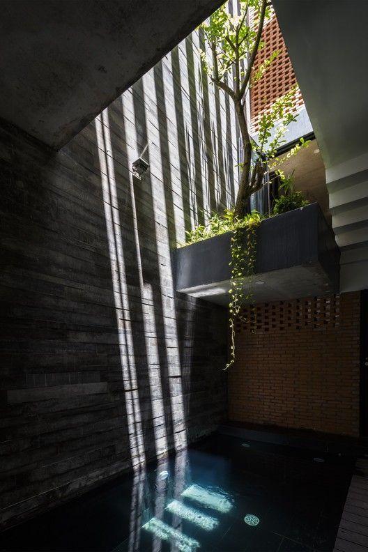 Resort in House,© Hiroyuki Oki