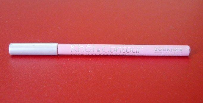 Bourjois Khol and Contour Eyeliner Pencil – 08 Rose Fantaisiste