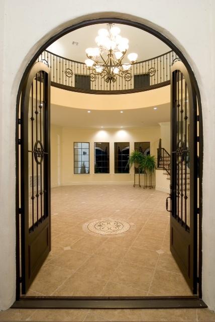 11 best making a grand entrance images on pinterest for Custom home building tips