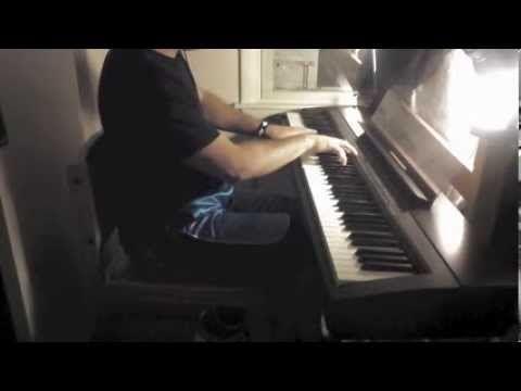 Imagine Dragons - Radioactive   Piano Solo