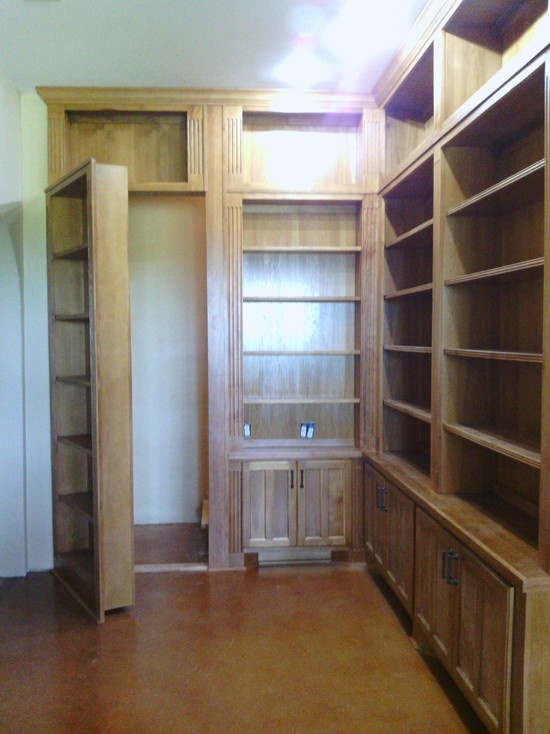 Bookcases In 2018 Craftsman Style Pinterest Doors Home And Bookcase Door