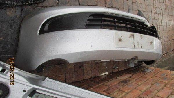 2010 VW Polo Vivo front bumper - Used