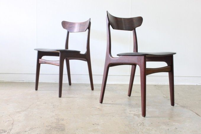Danish Chairs by Schiønning & Elgaard
