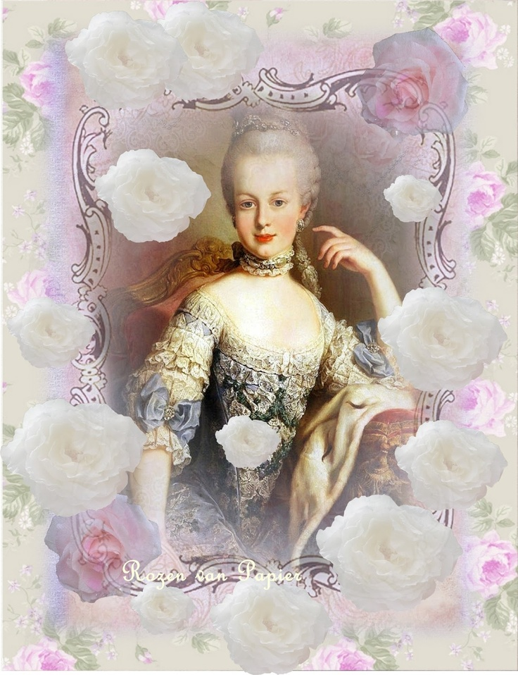 17 best images about marie antoinette images on pinterest altered art free images and rococo - Stijl van marie antoinette ...