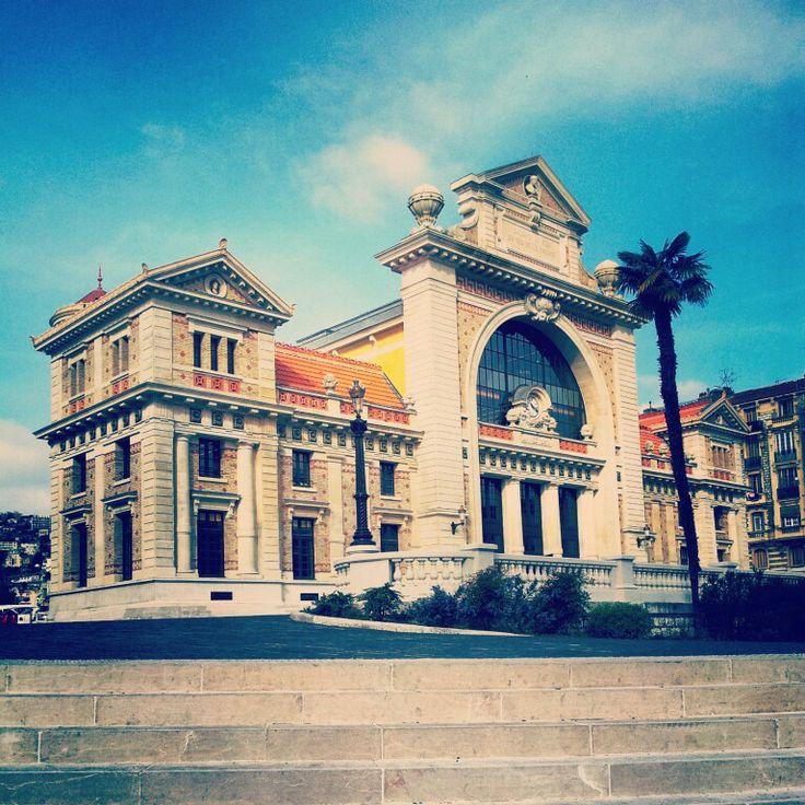 Gare de Provence, Nice
