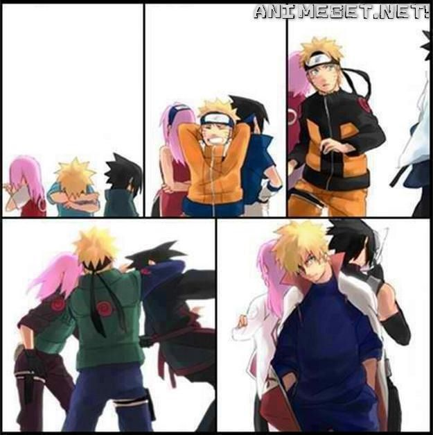 Team 7- Naruto ShippudenNaruto Shippuden Team 7 Assemble