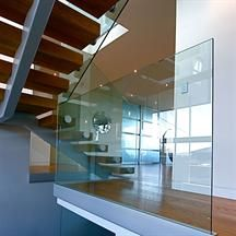 Enhance a stunning view of your office and home through glass railing offered by NZ Glass.
