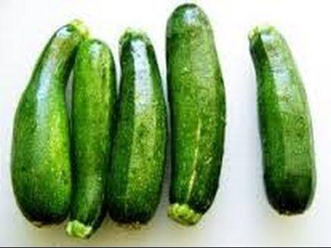 Health Benefits of Zucchini - Zucchini Benefits