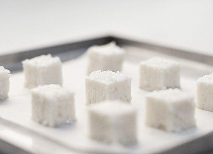 Agar-agar de leche de coco para #Mycook http://www.mycook.es/cocina/receta/agar-agar-de-leche-de-coco