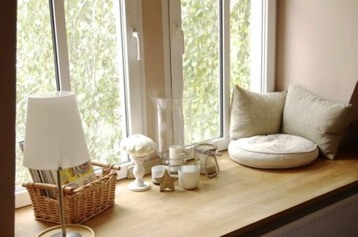 1001 Tolle Ideen Für Fensterbank Aus Holz In Ihrem
