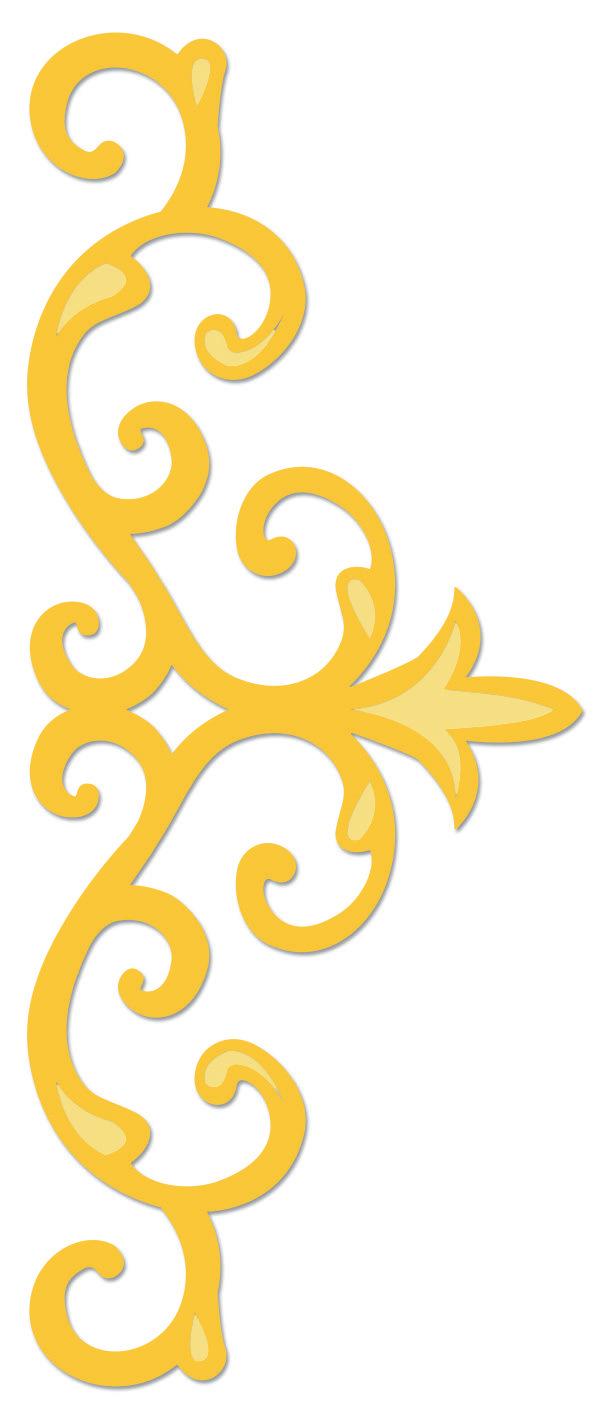 Kaisercraft Decorative Dies | Flourish | DD304