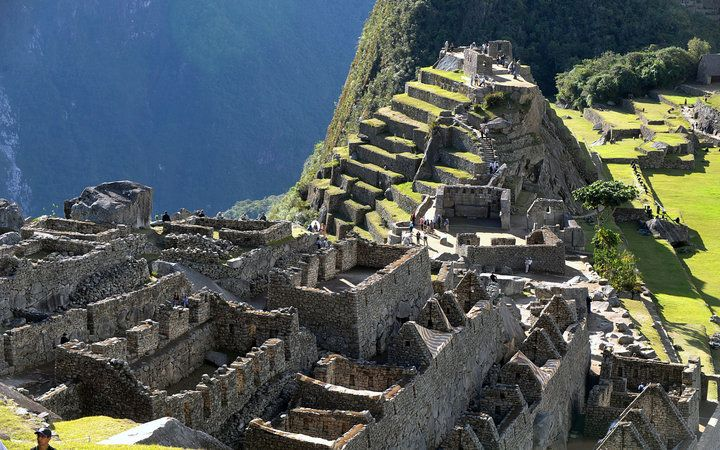 Slide 18 -  These 23 Photos Will Convince You to Go to Machu Picchu           | Travel + Leisure